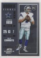 Rookie Ticket - Cooper Rush