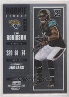 Rookie Ticket - Cam Robinson
