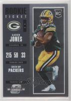 Rookie Ticket - Aaron Jones