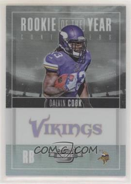 2017 Panini Contenders Optic - Rookie of the Year Contenders #ROY-6 - Dalvin Cook /99