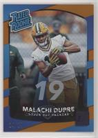 Rated Rookies - Malachi Dupre #/19