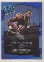 Rated Rookies - John Ross III