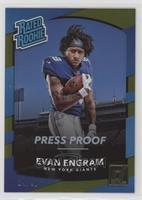 Rated Rookies - Evan Engram #/50
