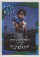 Rated Rookies - Evan Engram