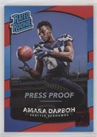 Rated Rookies - Amara Darboh