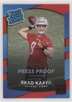 Rated Rookies - Brad Kaaya