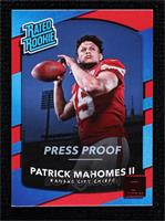 Rated Rookies - Patrick Mahomes II [Noted]