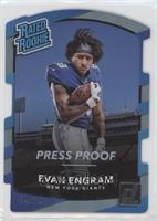 Rated Rookies - Evan Engram /75