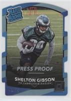 Rated Rookies - Shelton Gibson #/75