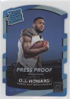 Rated Rookies - O.J. Howard #/75
