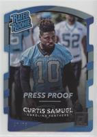 Rated Rookies - Curtis Samuel #/75