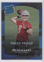 Rated Rookies - Brad Kaaya #/100