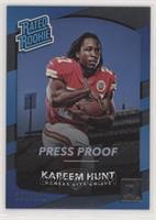 Rated Rookies - Kareem Hunt #/100