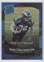Rated Rookies - Shelton Gibson #/100