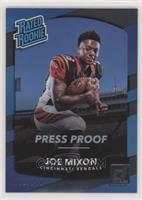 Rated Rookies - Joe Mixon #/100