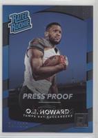 Rated Rookies - O.J. Howard #/100