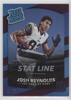 Rated Rookies - Josh Reynolds /61