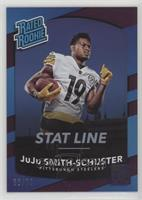 Rated Rookies - JuJu Smith-Schuster #/70