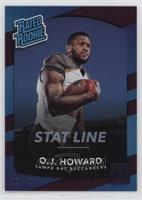 Rated Rookies - O.J. Howard /45