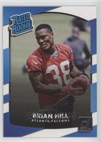 Rated Rookies - Brian Hill