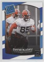 Rated Rookies - David Njoku