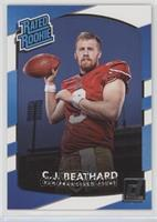 Rated Rookies - C.J. Beathard
