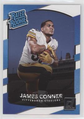 2017 Panini Donruss - [Base] #322 - Rated Rookies - James Conner