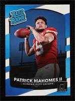 Rated Rookies - Patrick Mahomes II [GemMint]