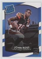 Rated Rookies - John Ross III