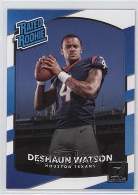 2017 Panini Donruss - [Base] #345 - Rated Rookies - Deshaun Watson