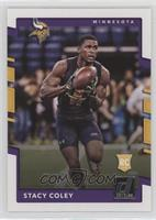 Rookies - Stacy Coley [Noted]