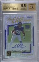 Evan Engram [BGS 9.5 GEM MINT] #/99