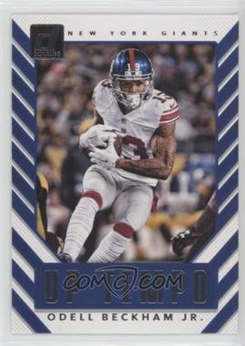 2017 Panini Donruss - Up Tempo #5 - Odell Beckham Jr.