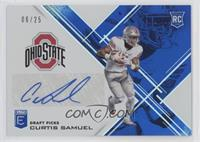 Draft Picks - Curtis Samuel #/25