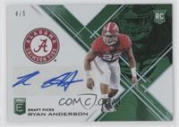 Draft Picks - Ryan Anderson /5