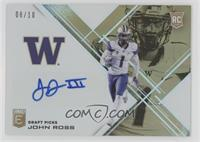 Draft Picks - John Ross #/10