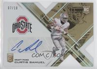 Draft Picks - Curtis Samuel #/10