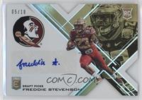 Draft Picks - Freddie Stevenson /10