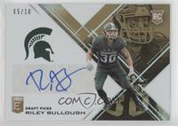 Draft Picks - Riley Bullough #/10