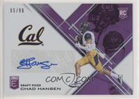 Draft Picks - Chad Hansen #/99