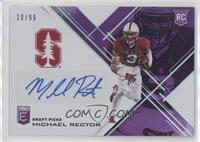 Draft Picks - Michael Rector /99