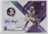 Draft Picks - Marquez White /99