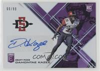 Draft Picks - Damontae Kazee /99
