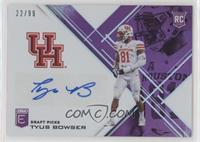 Draft Picks - Tyus Bowser #/99