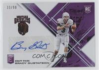 Draft Picks - Brady Gustafson /99
