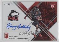 Draft Picks - Kenny Golladay /49