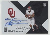 Draft Picks - Samaje Perine