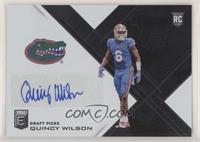 Draft Picks - Quincy Wilson