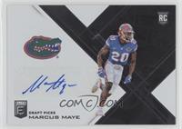 Draft Picks - Marcus Maye