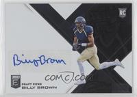 Draft Picks - Billy Brown